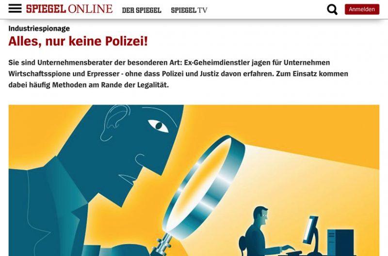 Spiegel - ManagerSOS