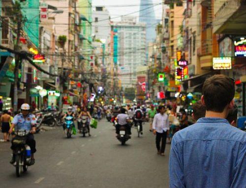 Kinderschänder tarnen sich in Asien als Geschäftsreisende